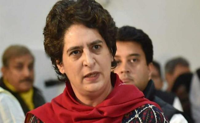 We Have Named Her Priya Twitter Vadra UP Deputy Jibe at Congress leader - Sakshi