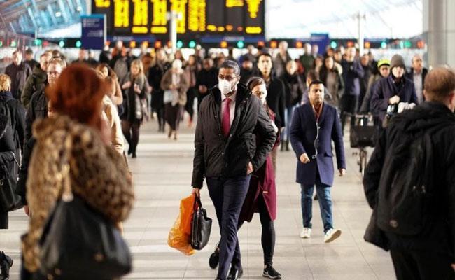 Corona Virus: Death Toll In UK Crosses 40,000 - Sakshi