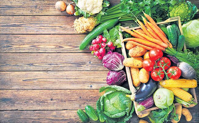 Fruits and Vegetable Seeds and Plants from RBKs - Sakshi