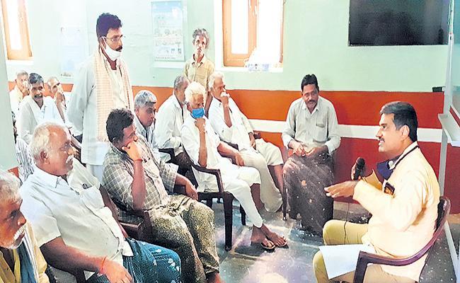 Agroecologist Gurava Reddy comments on performance of RBK - Sakshi