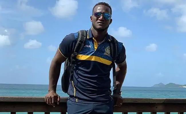 Darren Sammy Alleges He Was Racially Abused During IPL - Sakshi