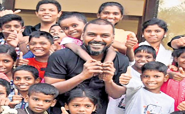Kids at Lawrence is trust have all recovered dem Covid - Sakshi