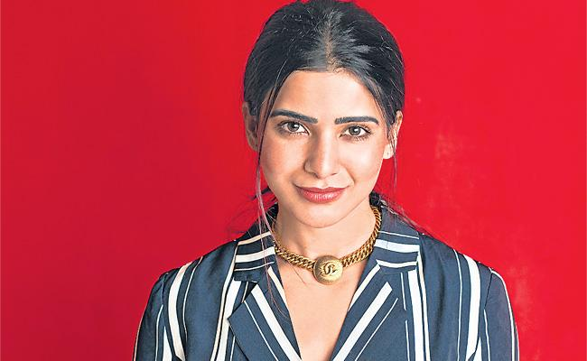 Samantha Akkineni tries her hand at cooking - Sakshi