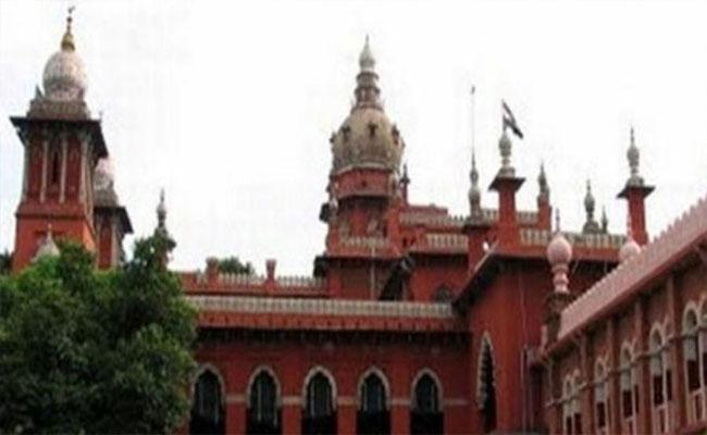 Three Judges Test Positive For COVID-19 Madras High Court - Sakshi