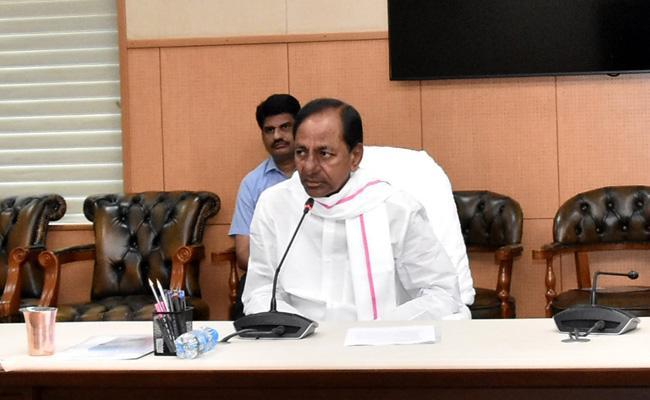 CM KCR Review Meeting On Tenth Exams - Sakshi