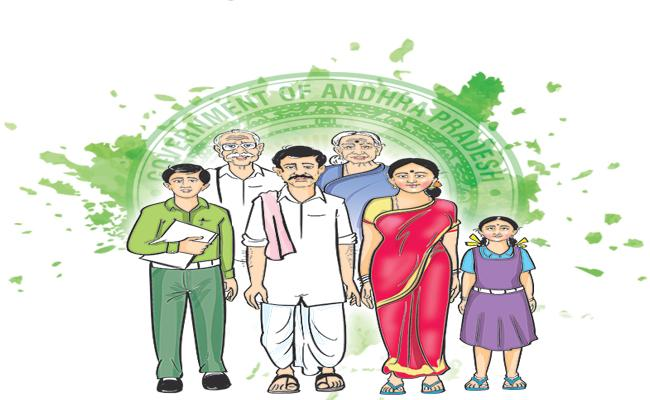 Welfare Schemes Benifits to all the Poor People in AP - Sakshi