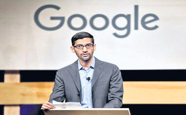 Google CEO Sundar Pichai Tells Graduates of 2020 - Sakshi