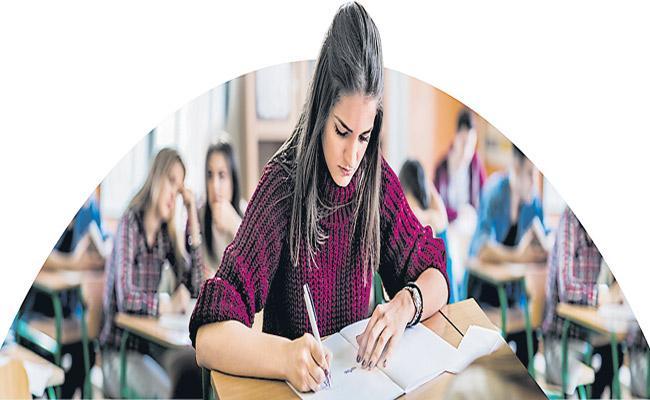 Government Postponed Entrance Exams In Telangana - Sakshi