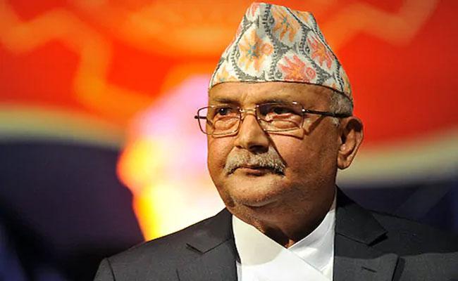 Nepal Ruling Party Leaders Demand PM Oli Resignation - Sakshi