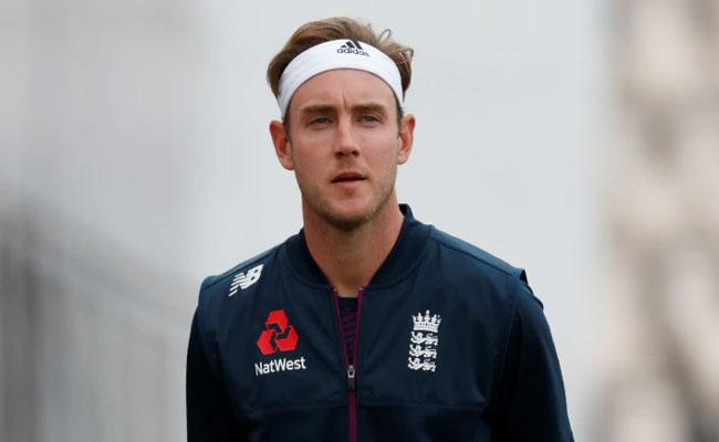 Stuart Broad Says Cant Understand Why I Dropped First Test Again Windies - Sakshi