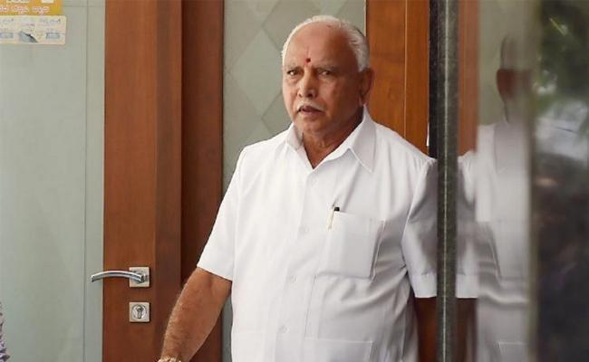 CM Yediyurappa goes into self quarantine after office staff test positive - Sakshi