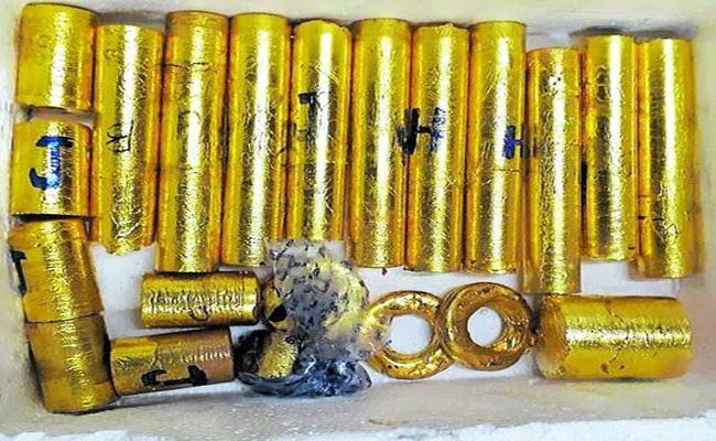 Kerala Gold Smuggling Scandal To Be Probed By NIA - Sakshi