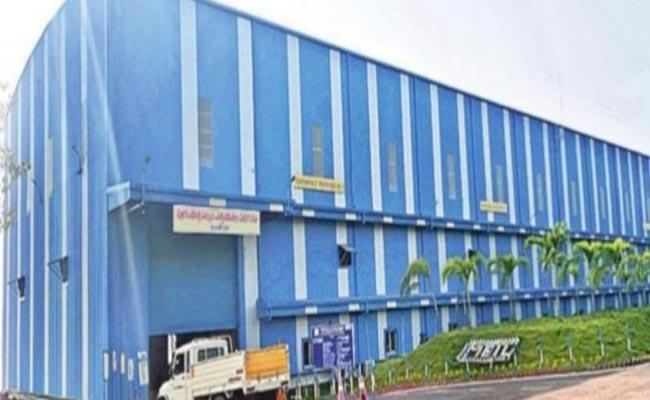 Purushothapatnam Lift Irrigation Scheme Was Constructed Without Permission - Sakshi