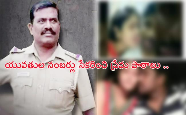 Tamil nadu Police CI Retirement Orderes in Harrassment Case - Sakshi