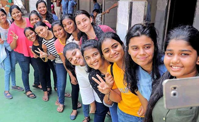 Inter Second Year Supplementary Exam Cancel And Pass to All - Sakshi