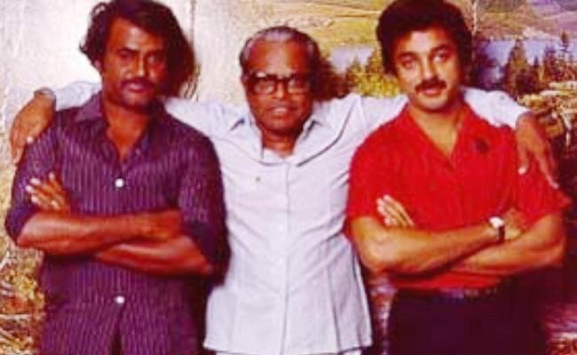 Rajinikanth Statement on K Balachander 90th Birthday Special - Sakshi