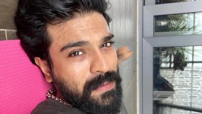 Ram Charan Tweets Head Says Gym But Heart Says Hmmm - Sakshi