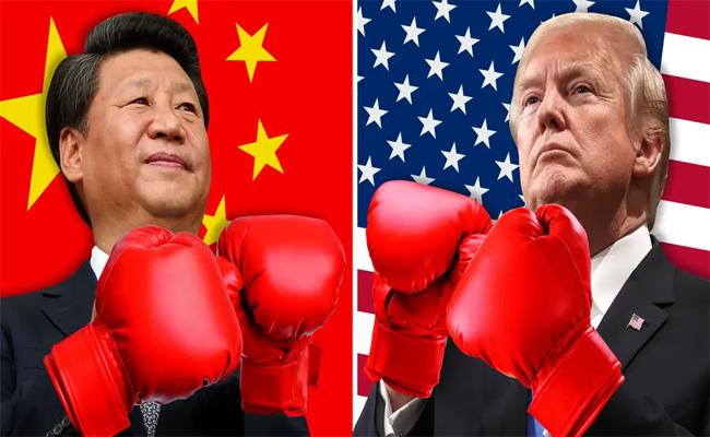 US announces new visa restrictions on China - Sakshi