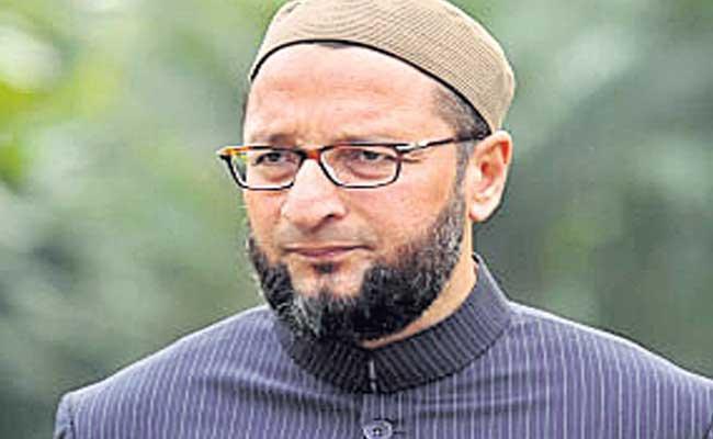 Asaduddin Owaisi Happy With KCR Statement Over Majid - Sakshi
