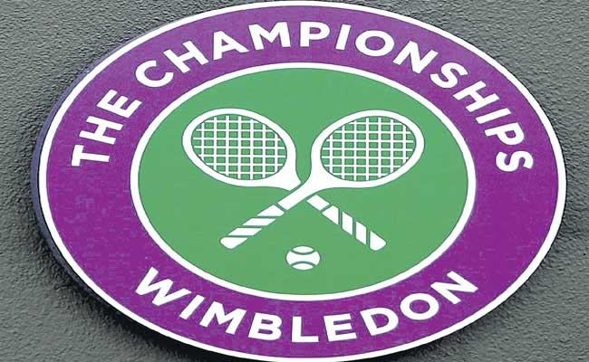 Even If There Is No Tournament Prize Money For Players By Wimbledon - Sakshi