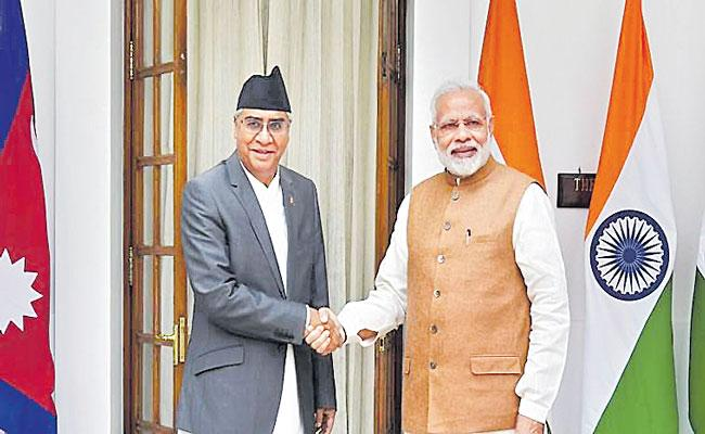Atul K Thakur Guest Column On India And Nepal Bilateral Relation - Sakshi