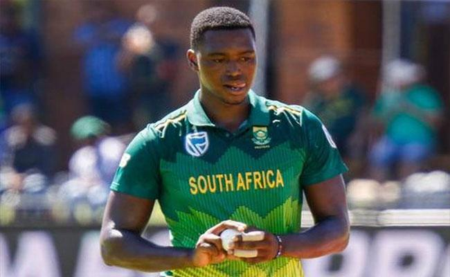 South African Pacer Lungi Ngidi In Black Lives Matter Controversy - Sakshi