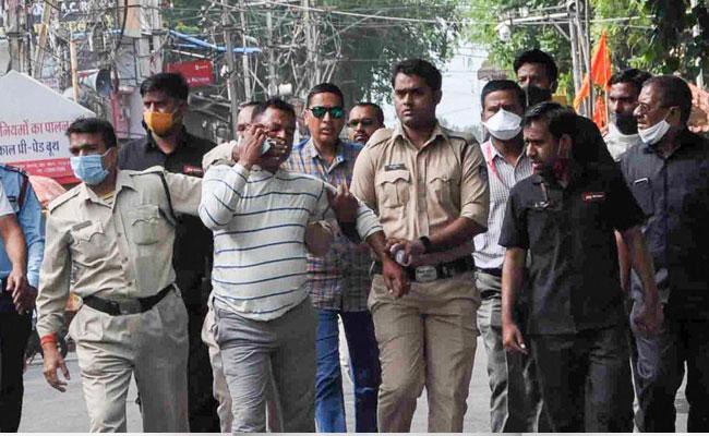 Editorial About Uttar Pradesh Gangster Vikas Dubey Encounter - Sakshi