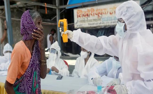 28637 Coronavirus Cases Recorded In India With In 24 Hours  - Sakshi