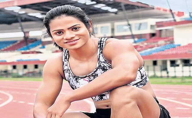 Special Story About Dutee Chand In Family - Sakshi
