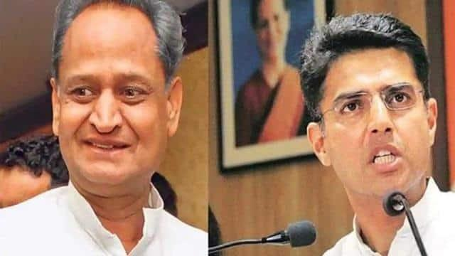 Ashok Gehlot Camp MLAs Moved To Resort - Sakshi