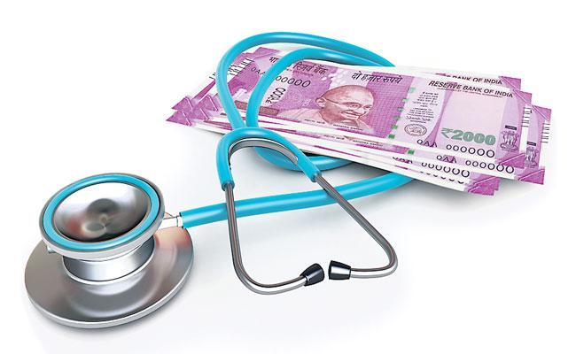 TS Govt Key Decision Insurance Corona treatment Cost - Sakshi