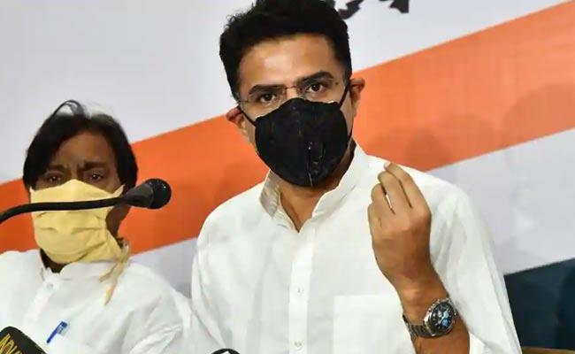Coronavirus Sachin Pilot Office In Jaipur Sealed After 2 Staff Tests Positive - Sakshi