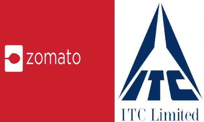 ITC Partnership With Zomato - Sakshi