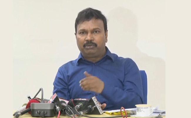 Telangana Health Director Srinivasa Rao Press Meet Over Coronavirus - Sakshi