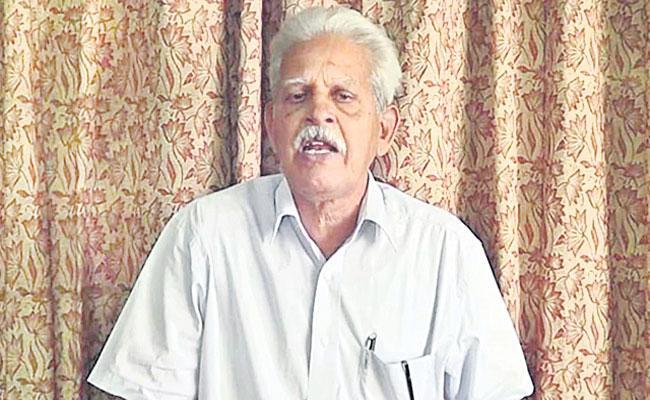 Varavara Rao Shifted JJ Hospital In Mumbai - Sakshi