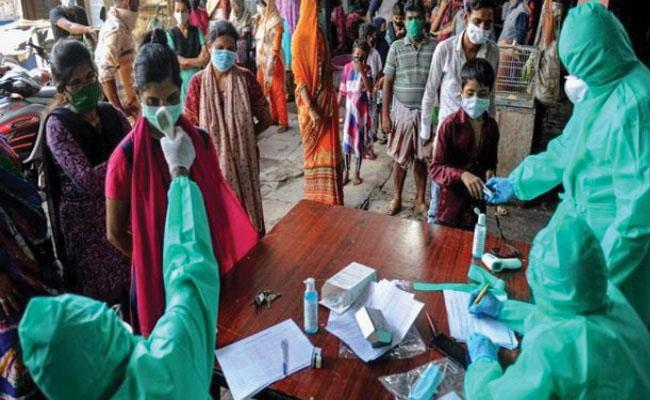 WHO says yet another daily record of virus cases - Sakshi