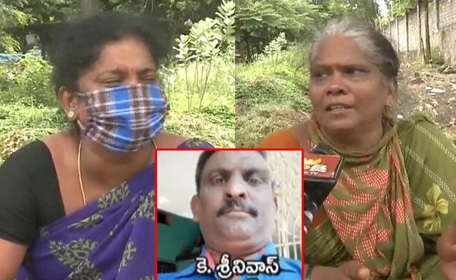 Srinivasa Rao Family Suffering For Deceased In Visakha Fire Accident - Sakshi
