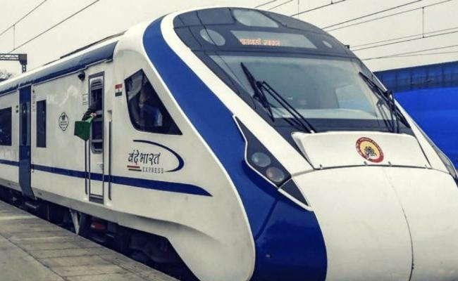 Railways could drop crrc bid for 44 vande bharat trains - Sakshi