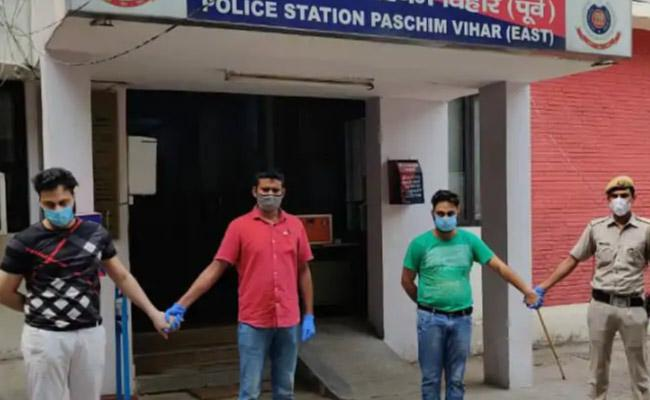 Delhi Police Bbusts Rave Party - Sakshi