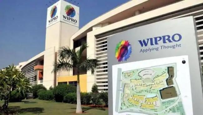Wipro ltd share jumps on Q1 performance - Sakshi