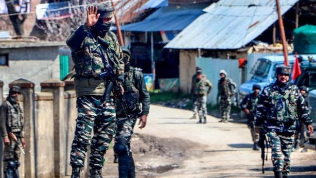 BJP Worker Abducted in Kashmir Baramulla - Sakshi