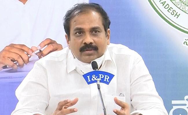 Kurasala Kannababu Press Meet At AP Secretariat - Sakshi