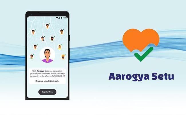 Aarogya Setu World Most Downloaded Coronavirus Tracking App - Sakshi