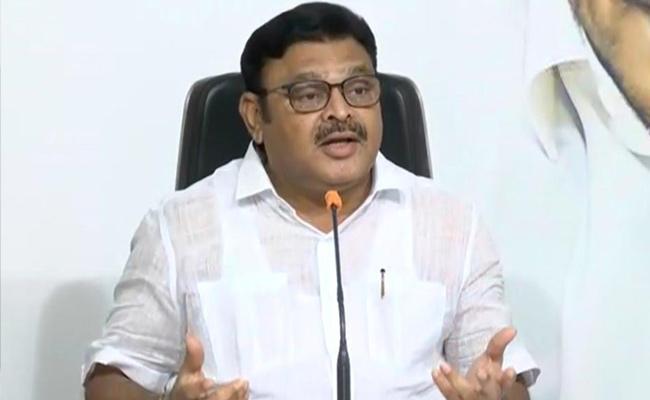 Ambati Rambabu Fires On Chandrababu Naidu And TDP - Sakshi