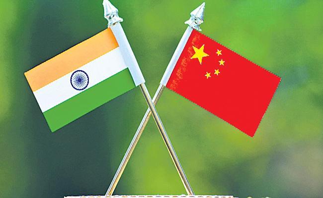 Follow all agreed protocols along LAC India tells China in military talks - Sakshi