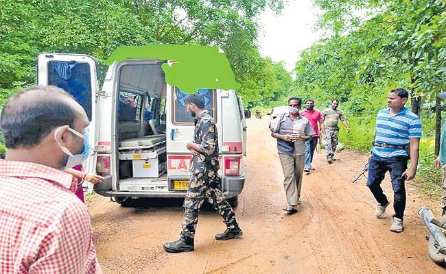 Maoist Movement Activities Strikes Again in North Telangana Region - Sakshi