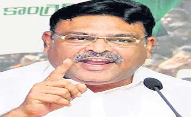 Ambati Rambabu Comments On TDP Party Leader Chandrababu Naidu - Sakshi