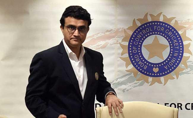 Sourav Ganguly Goes Into The Home Isolation - Sakshi