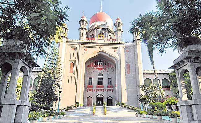 Telangana HIgh Court Asks Central Government Clarification Over Secretariat - Sakshi