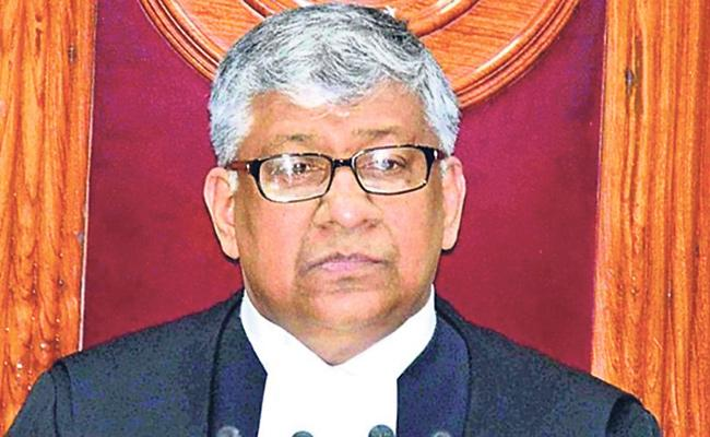 Address Me As Sir And Not My Lord Says Kolkata High Court Chief Justice - Sakshi